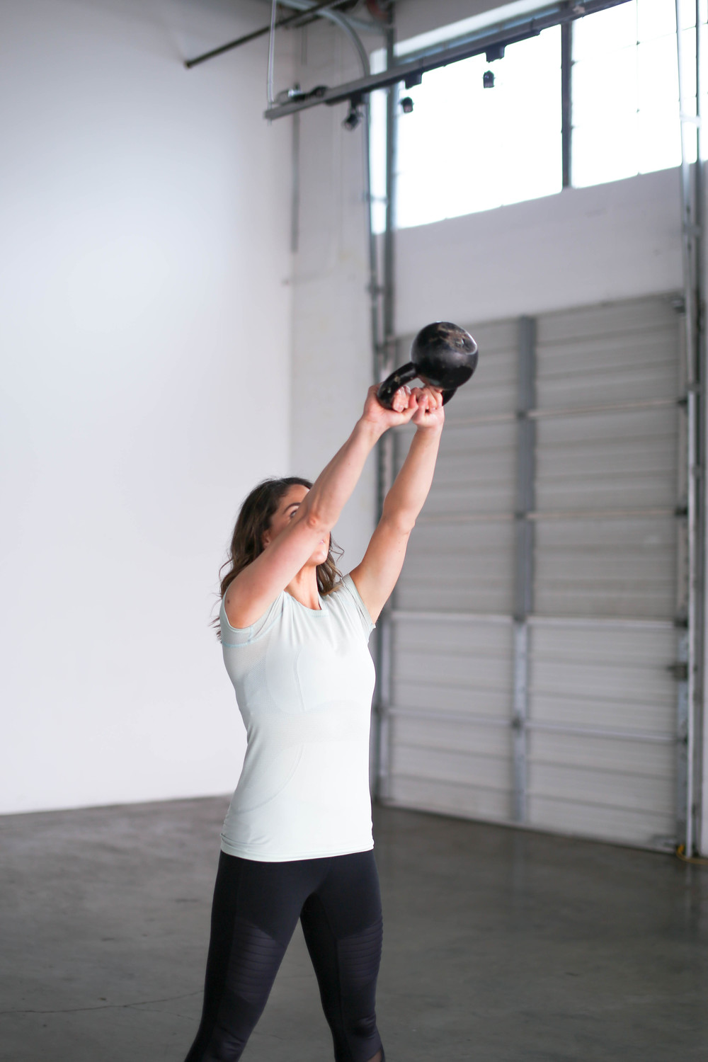 Total Body Kettlebell Workout | Jennifer Diaz