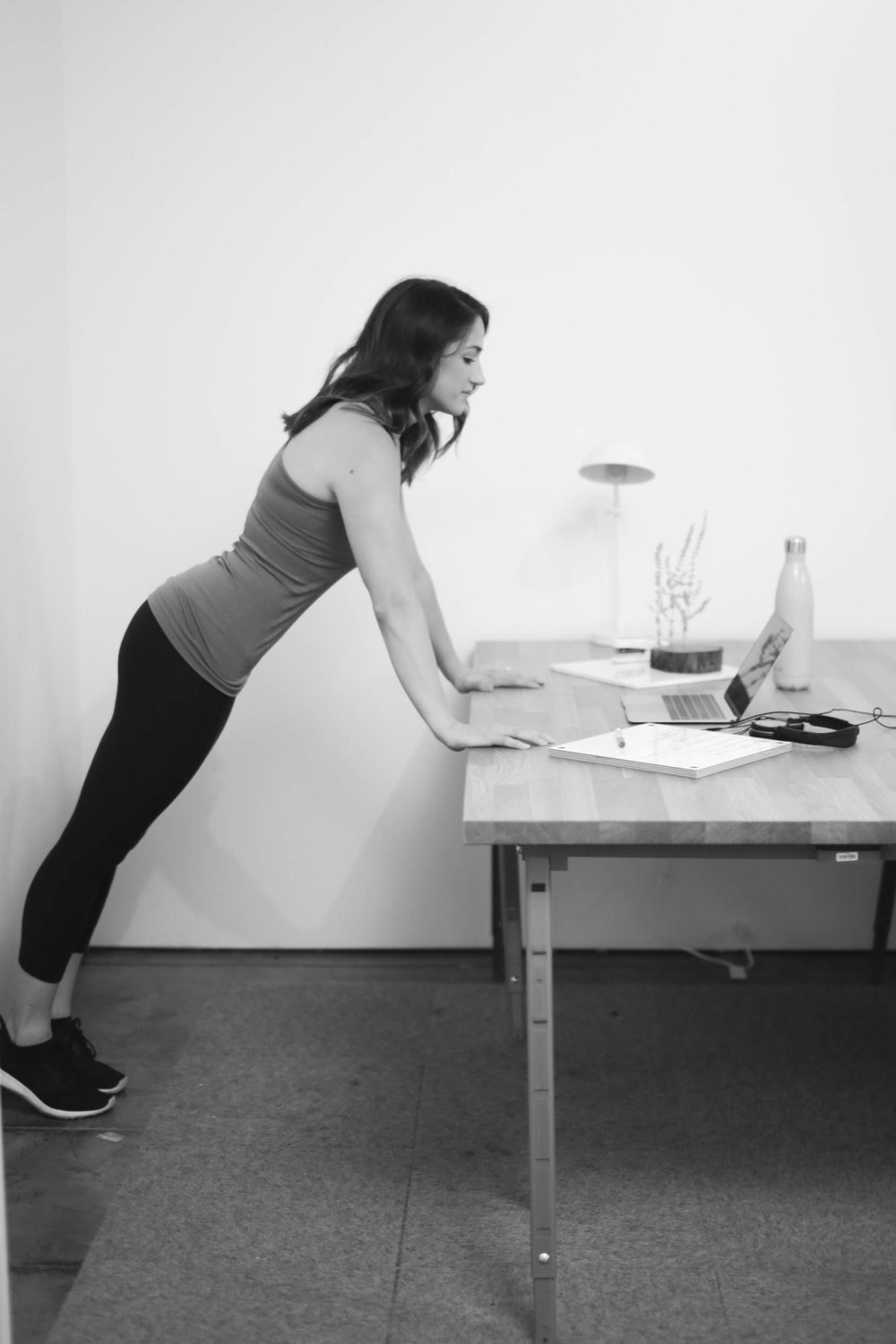 Increasing Your NEAT: 6 Exercises You Can Do At Your Desk | Jennifer Diaz | Photo by Kelsey Cherry