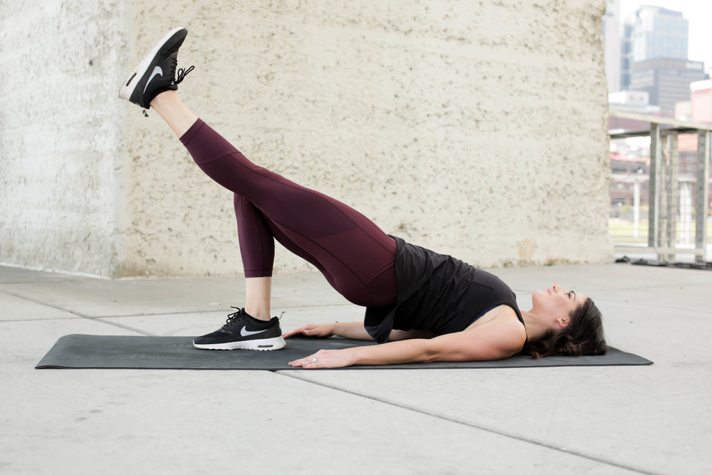 I-Don't-Want-To-Work-Out Workout | Jennifer Diaz | Photo by Kelsey Cherry