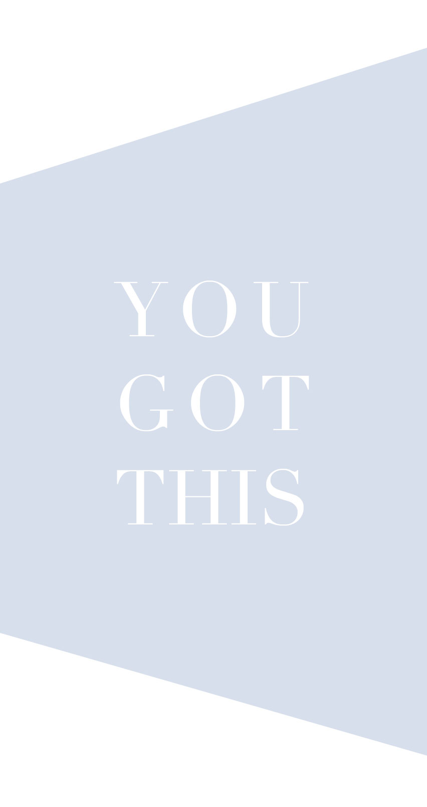Downloadable Phone Backgrounds | Jennifer Diaz | Hand Lettering by Amy May Paper | You Got This
