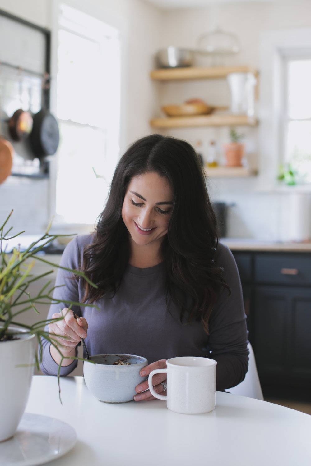 10 Healthy & Quick Options for Breakfast | Jennifer Diaz | Photo by Kelsey Cherry