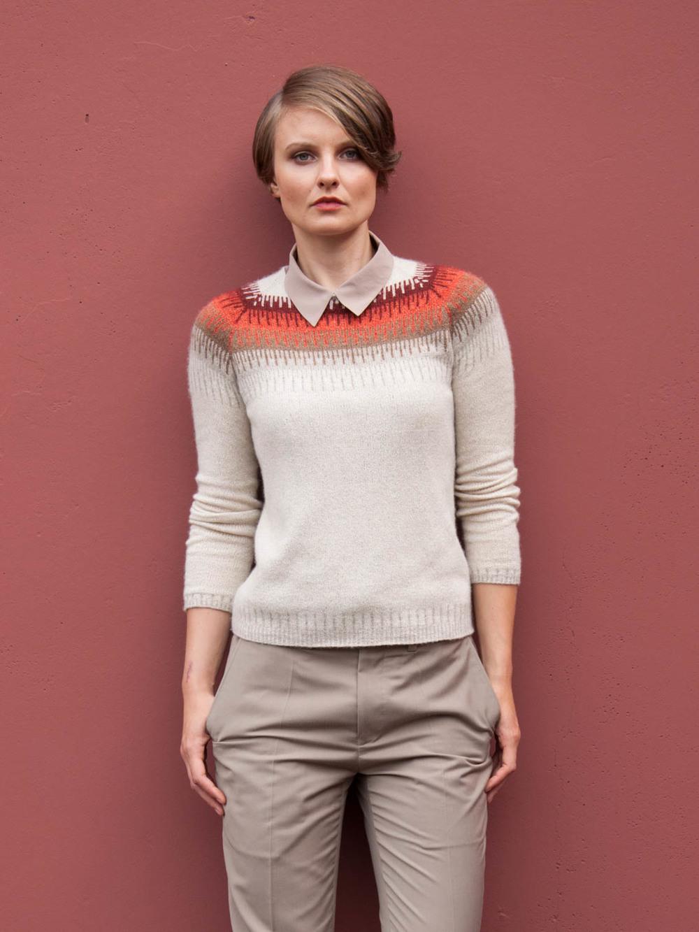 Cliff Sweater