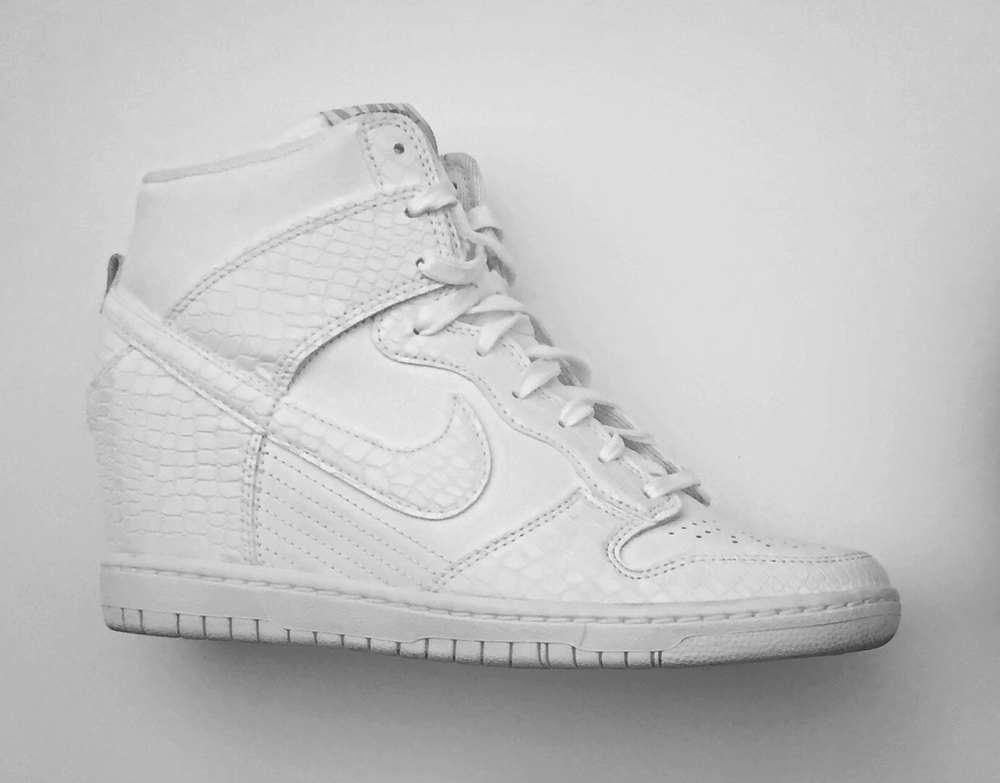 Nike Dunk Sky Hi Cobra White