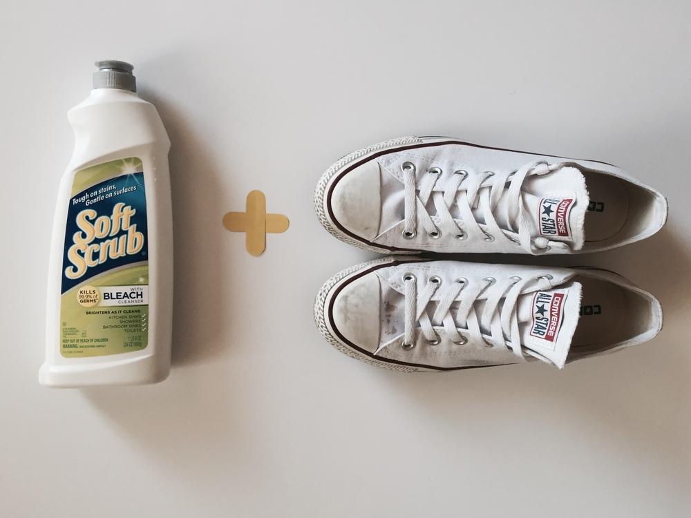 pre-clean converse