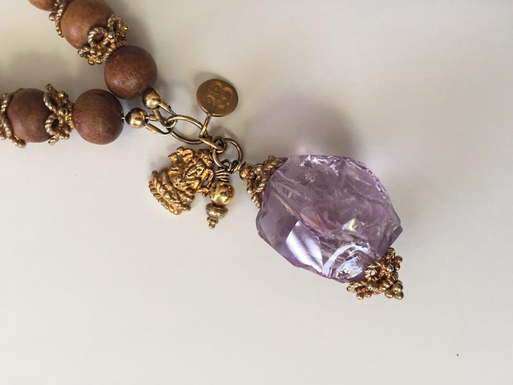 shakti jewelry mala | www.oilandgrain.com