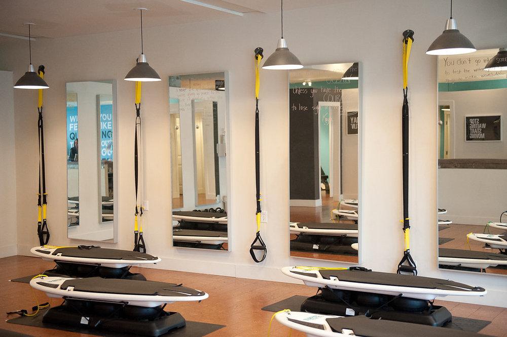 studio revolution calgary | www.oilandgrain.com