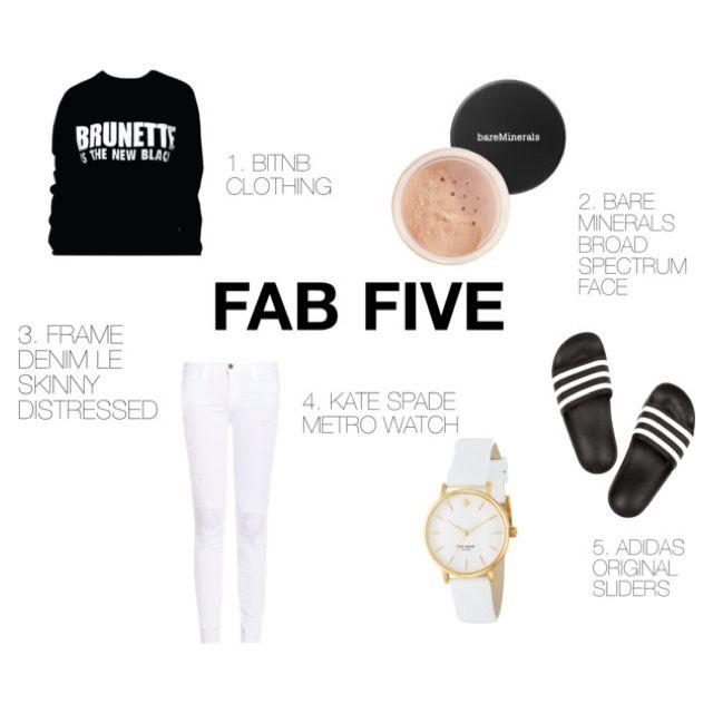 O&G - FAB FIVE