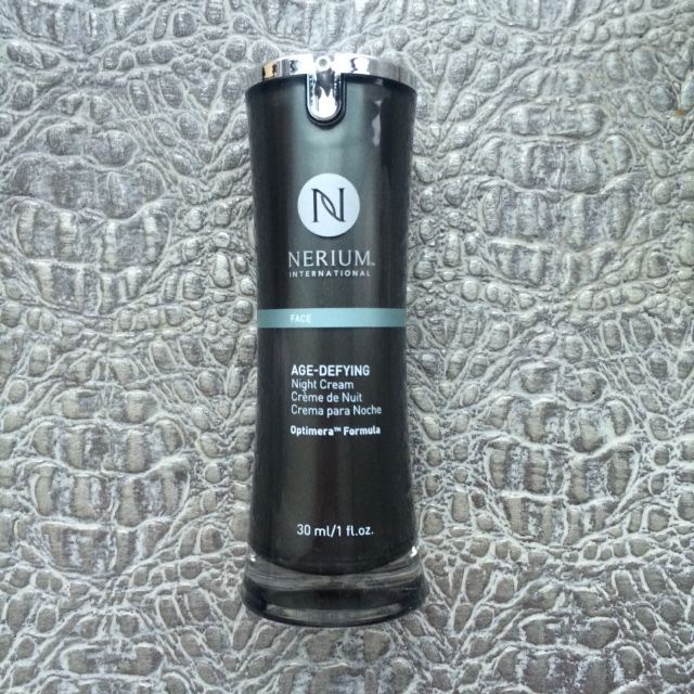 Nerium Age Defying Night Cream Winter Skincare Solutions