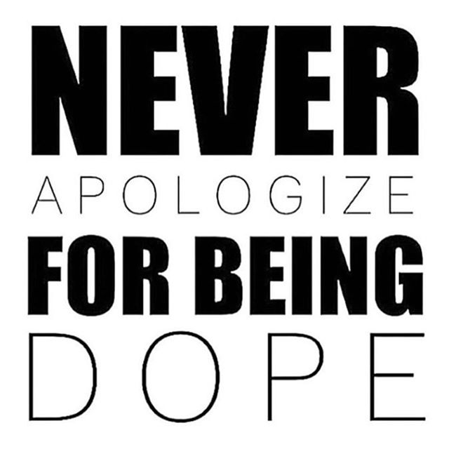 @legitactivewear this was the best wake up message eva. #repost #regram #bedope #qotd #quoted
