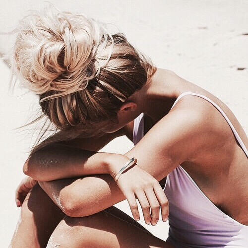 Beachy buns