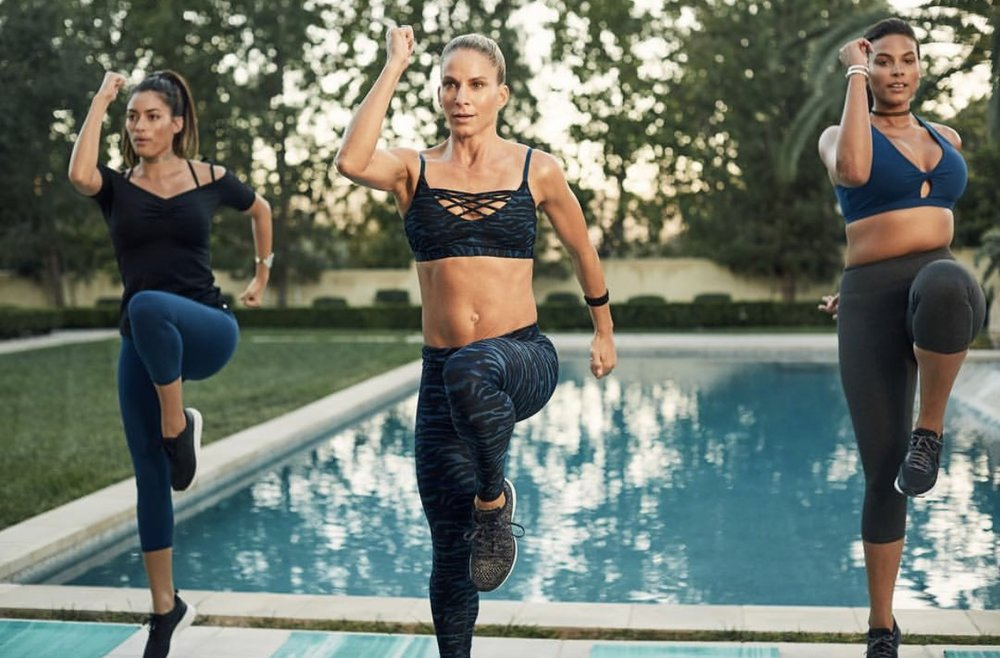 How to beat your fitness rut on Oil & Grain + Fabletics