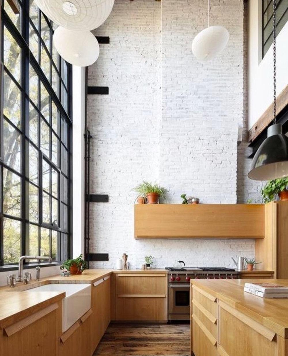 This kitchen -