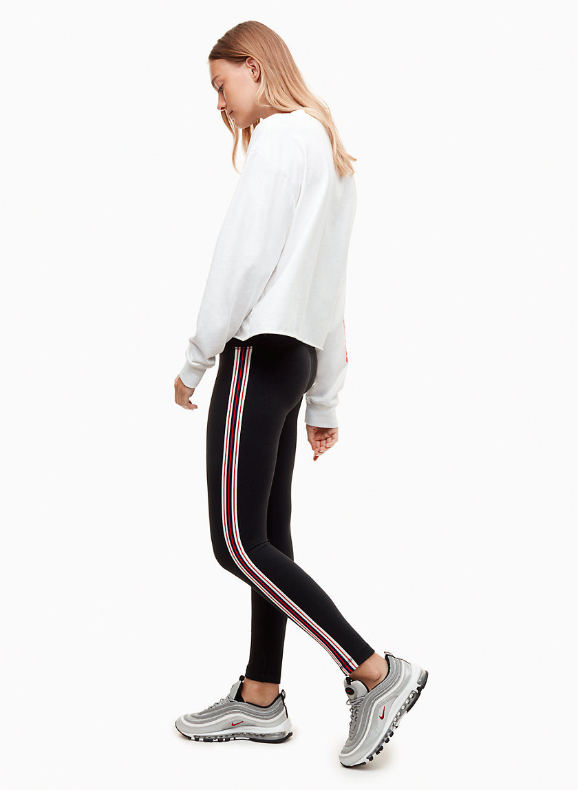 MAKE SPORTY SPICE JEALOUS. - At $65 these leggings from Aritzia are a great way to join the fashion savvy athleisure club. Shop them here.