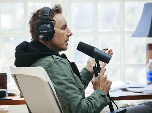 I THINK - Dax Shepard is hilarious so naturally I was excited to find his new podcast. He's managed to touch on vulnerable, relatable topics with people you may know while keeping it humour-filled - which is really refreshing as I found myself stuck listening to podcasts that were constantly talking at me vs. making me feel like I'm sitting in the room with them. I've enjoyed Kimmel, his wife Kristen Bell & Ashton so far - I hope you do too!Find out more about it here.