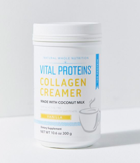 Beauty Coffee - Collagen supports our connective tissues & can help promote healthy hair, skin, nails, joints, & more.