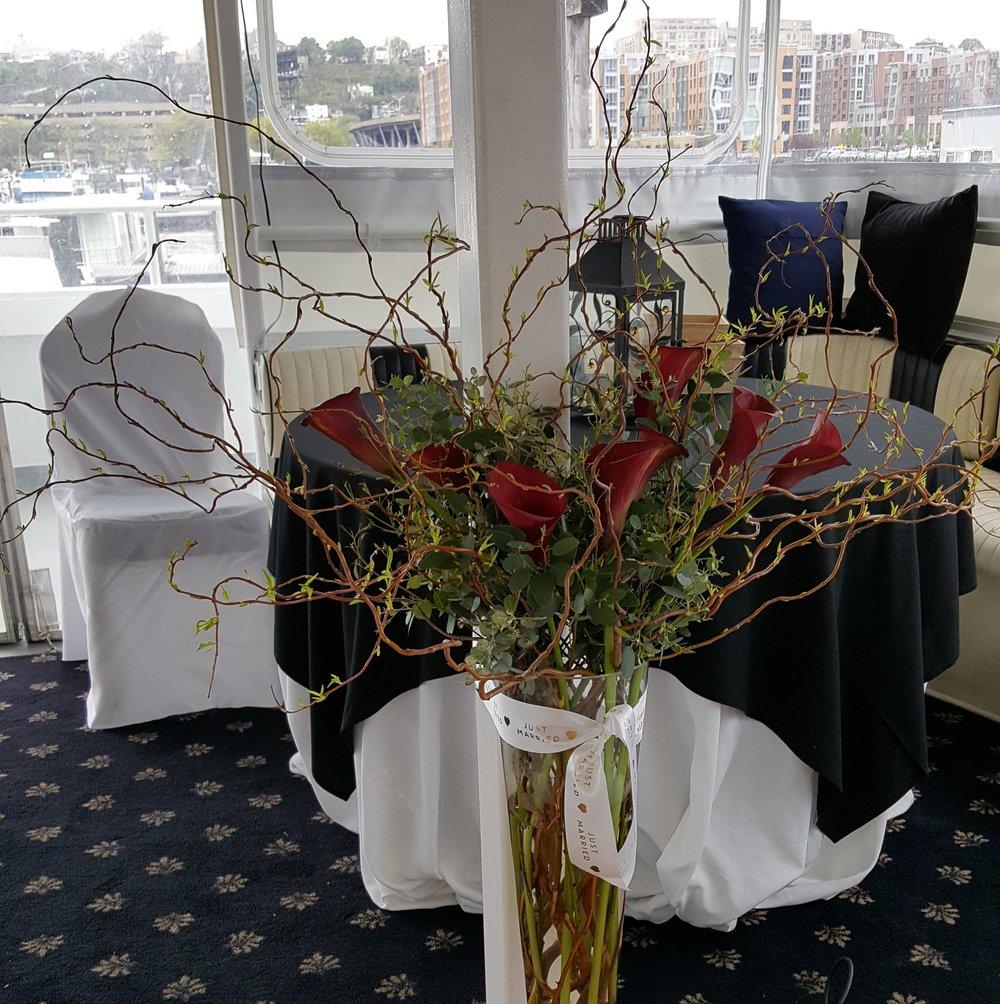 Britich Yacht Elopement