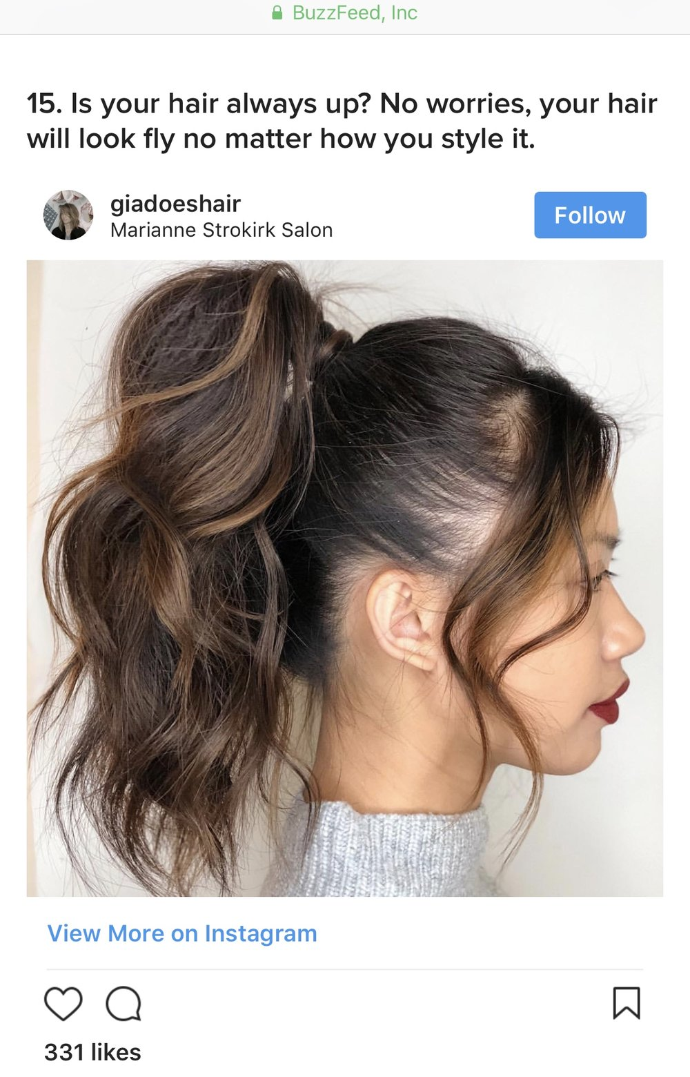 18 Balayage Hair Pictures You Should Show Your Stylist Next Time You Want A Change -