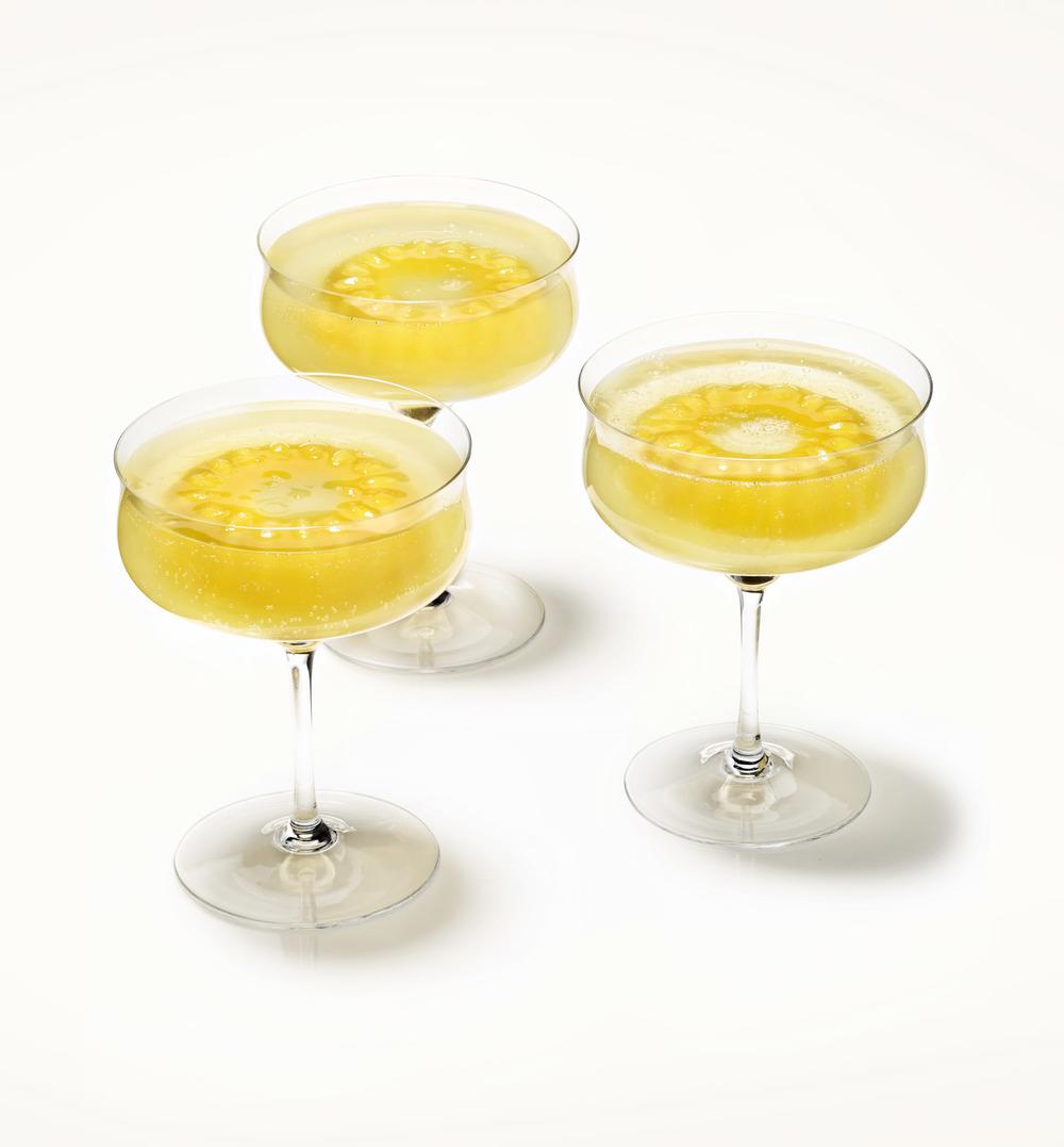 Orange Ice Champagne