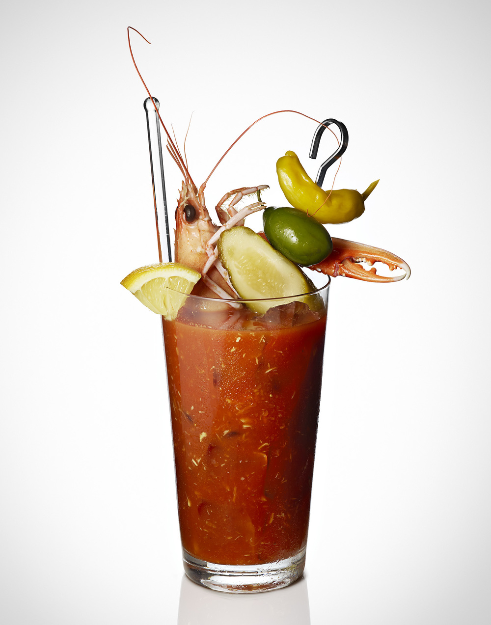 Langoustine Bloody Mary
