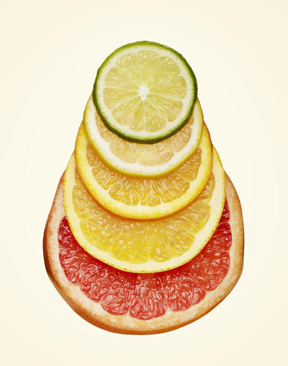 Citrus - Lime, Lemon, Orange, Grapefruit