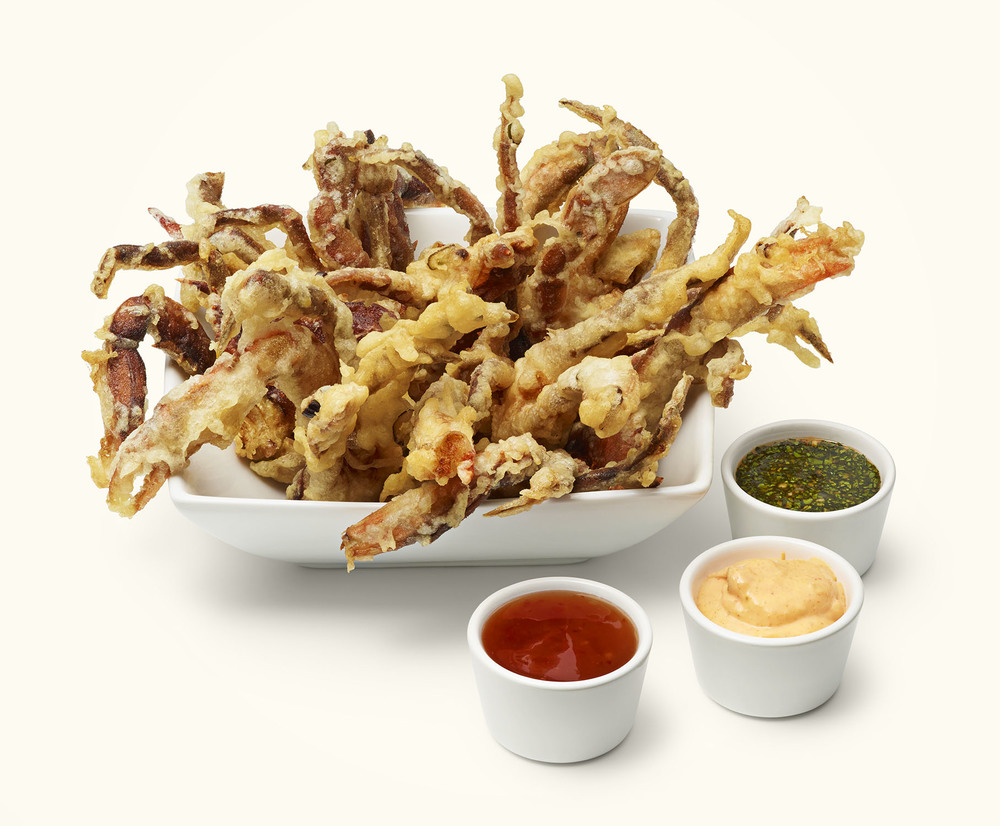 Soft Shell Crab Fries