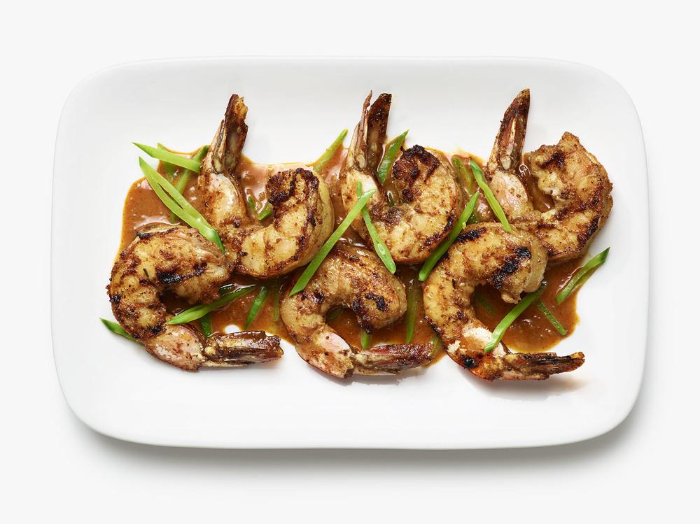 Shrimp Panang