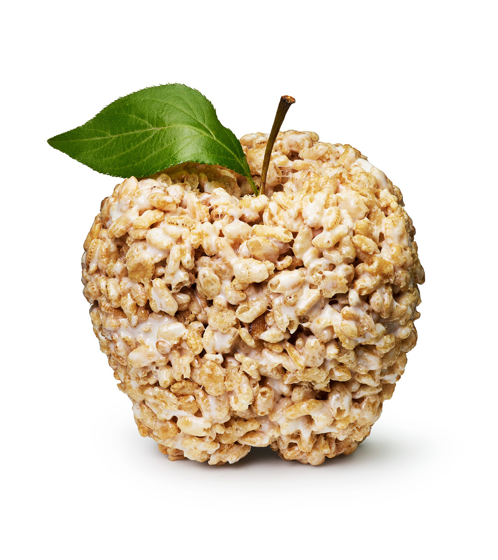 Rice Krispies Apple