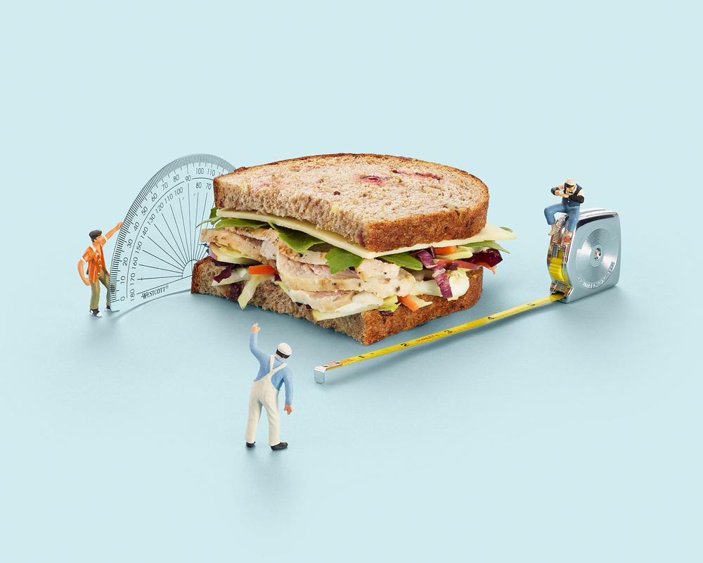 Sandwich Math