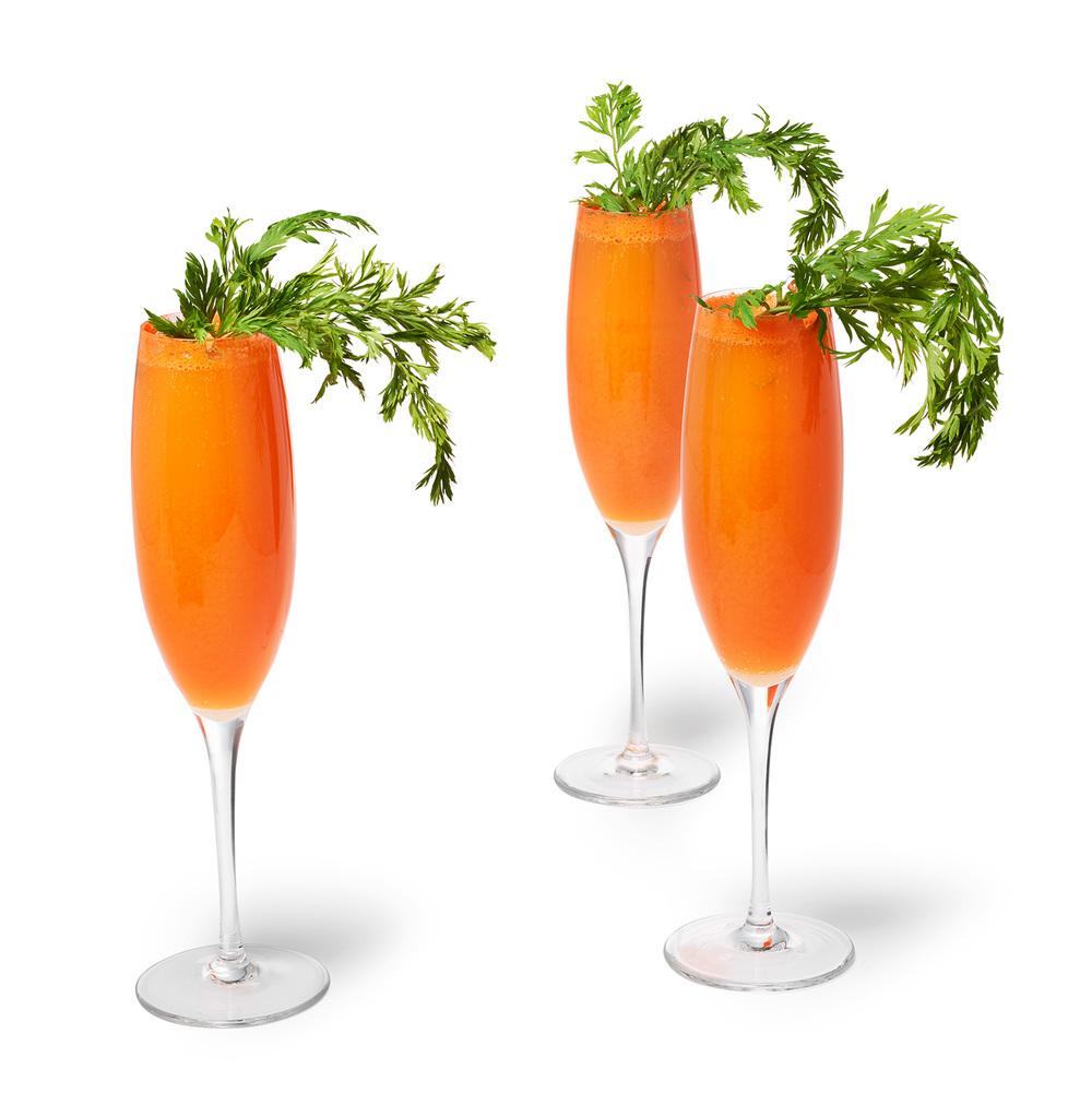 Carrot Orange Mimosa