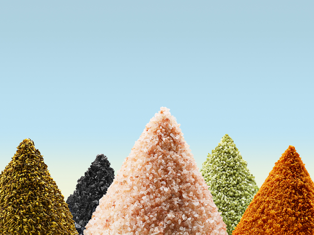 Spice Mountains