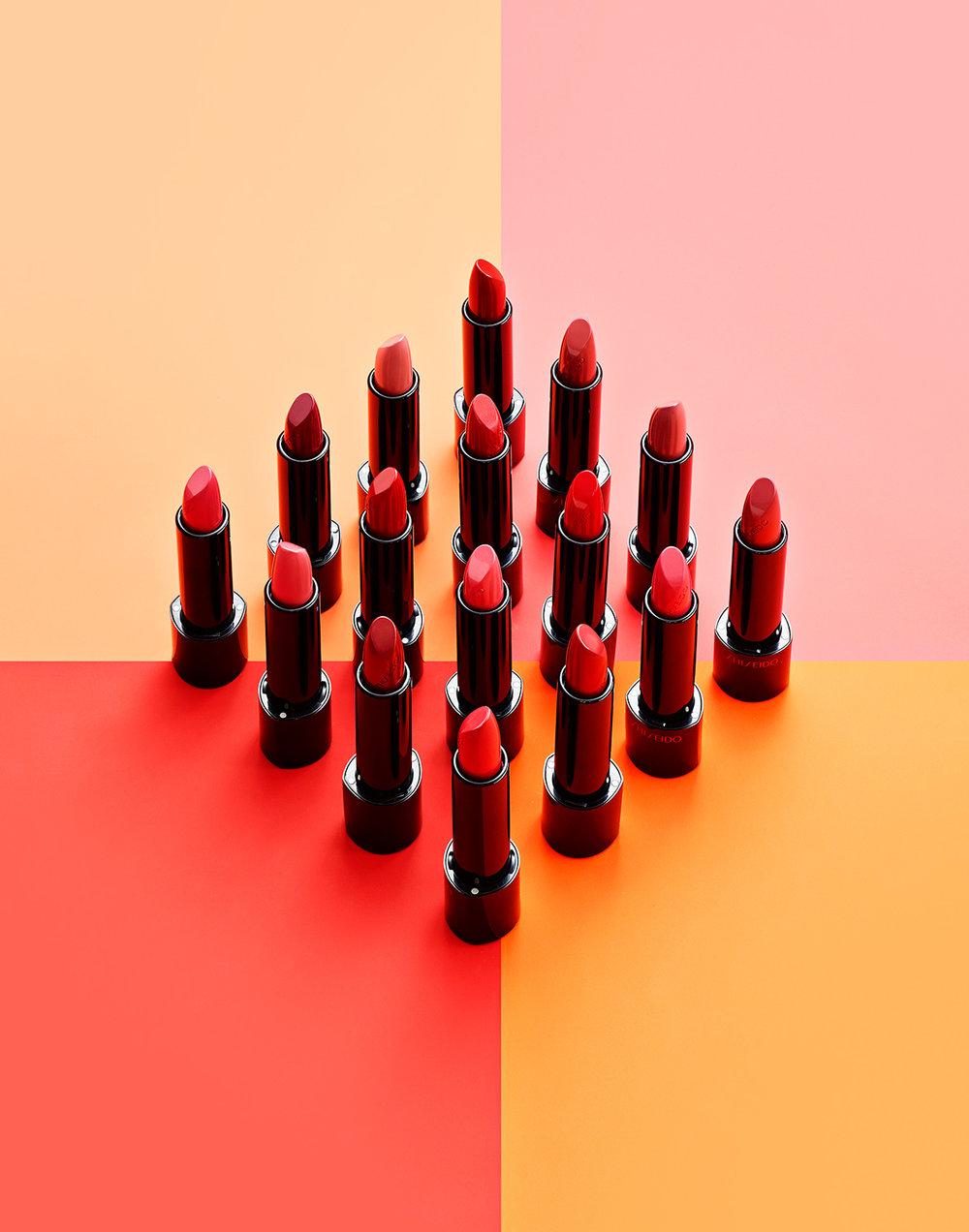 Shiseido Grid
