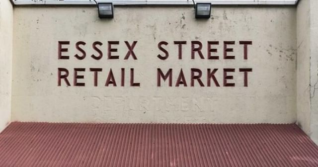 Keeping the #les fresh and traditional since 1940 ❤️ #essexstreetmarket #marketsmattermost #lesismore #crossingdelancey2019