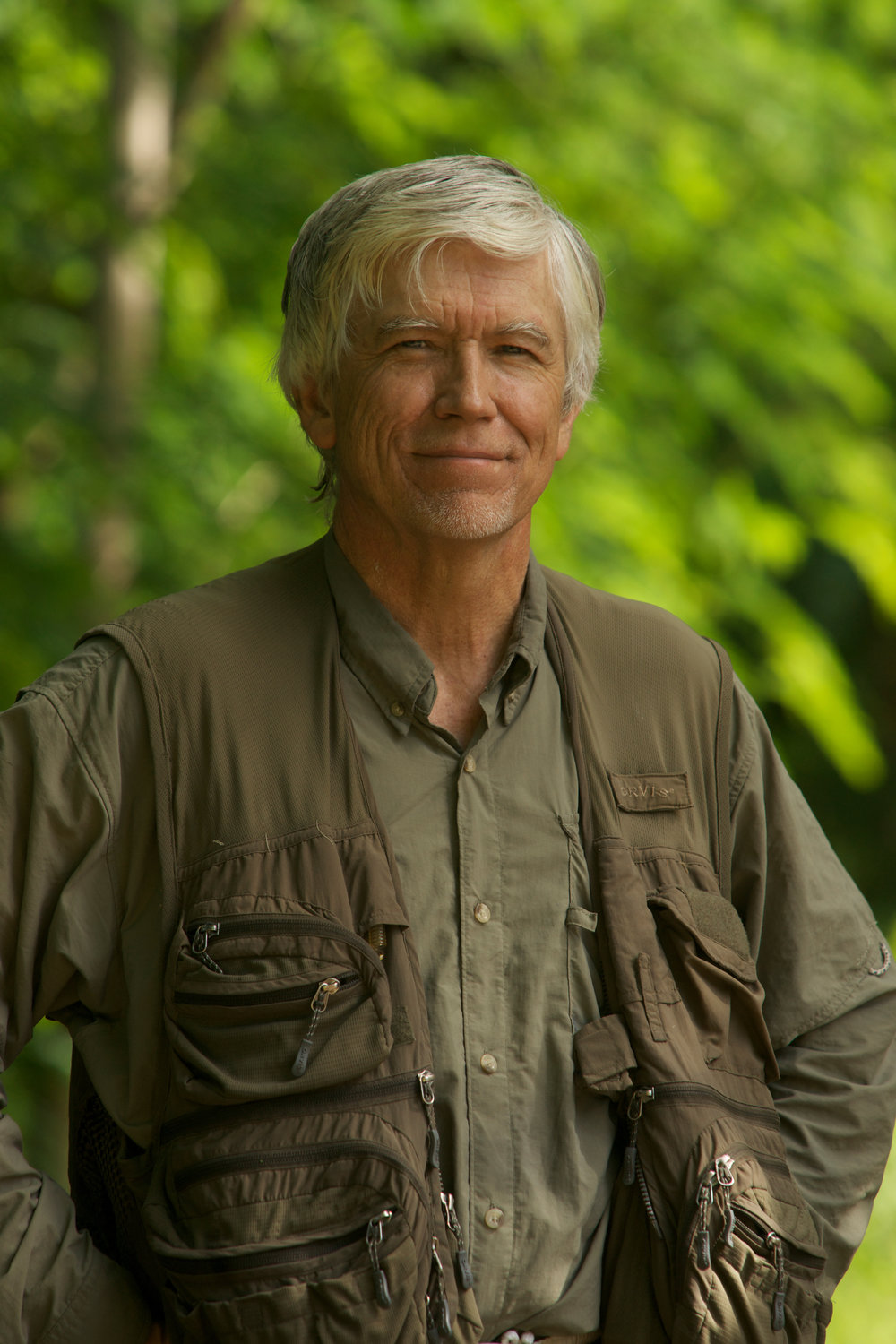 "Dr. Russ  Mittermeier - is Chief Conservation Officer of Global Wildlife Conservation and a board member of the Turtle Conservancy. Prior to this position, he served for three years as Executive Vice Chair at Conservation International and as President from 1989 to 2014. Named a ""Hero for the Planet"" by TIME magazine, Mittermeier is regarded as a world leader in the field of biodiversity and tropical forest conservation. Trained as a primatologist & herpetologist, he has traveled to 169 countries on seven continents, and conducted field work in more than 30, focusing on Amazonia , the Atlantic forest region of Brazil, and Madagascar."
