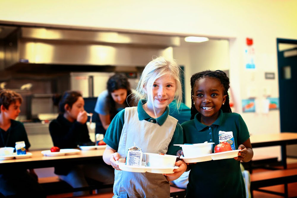 Revolution Foods provides schoolchildren with delicious, healthy meals to fuel their growing minds and bodies