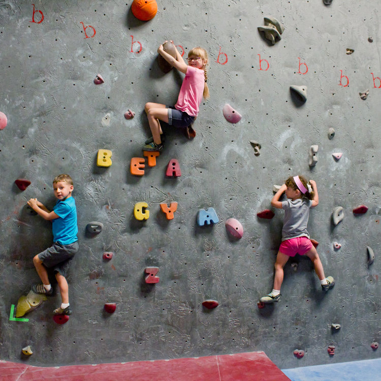 Little Monkeys Climbing Camp Ages 5 To 9 Beta Bouldering Gym