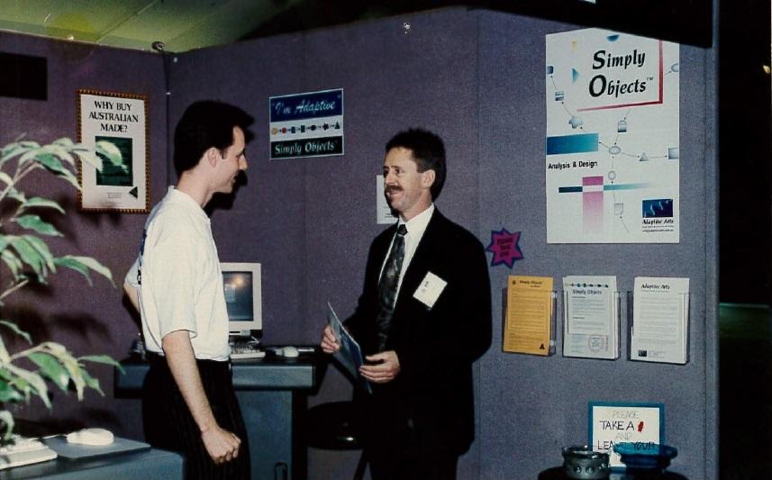 Derek & Bruce 1996