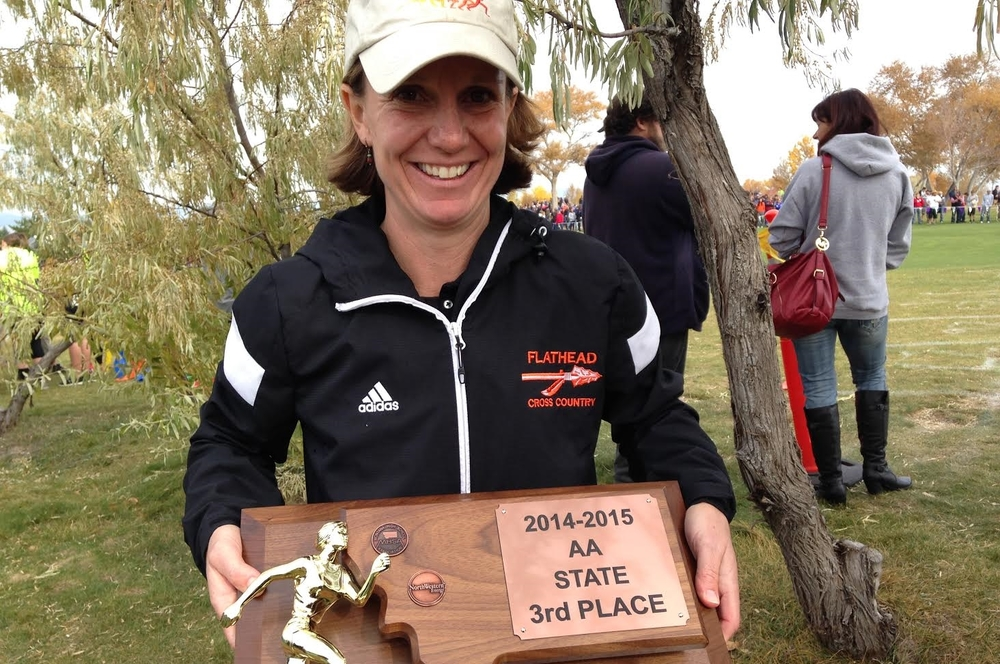 """""""As a cross country coach in Montana, I get to help runners meet their goals. """"  - Jesse"""