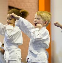 Little Warriors Kids Martial Arts