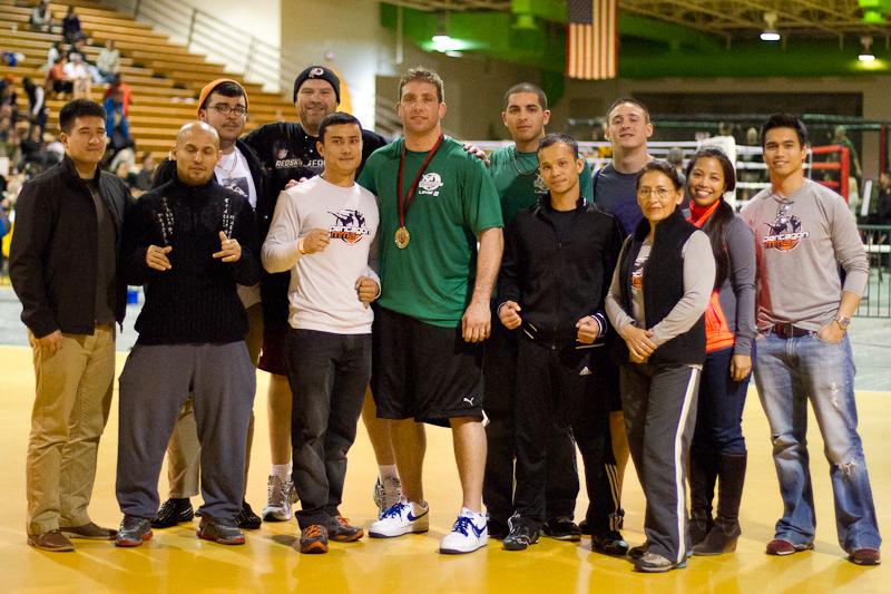 WKA North American Tournament 2013 Muay Thai Champion