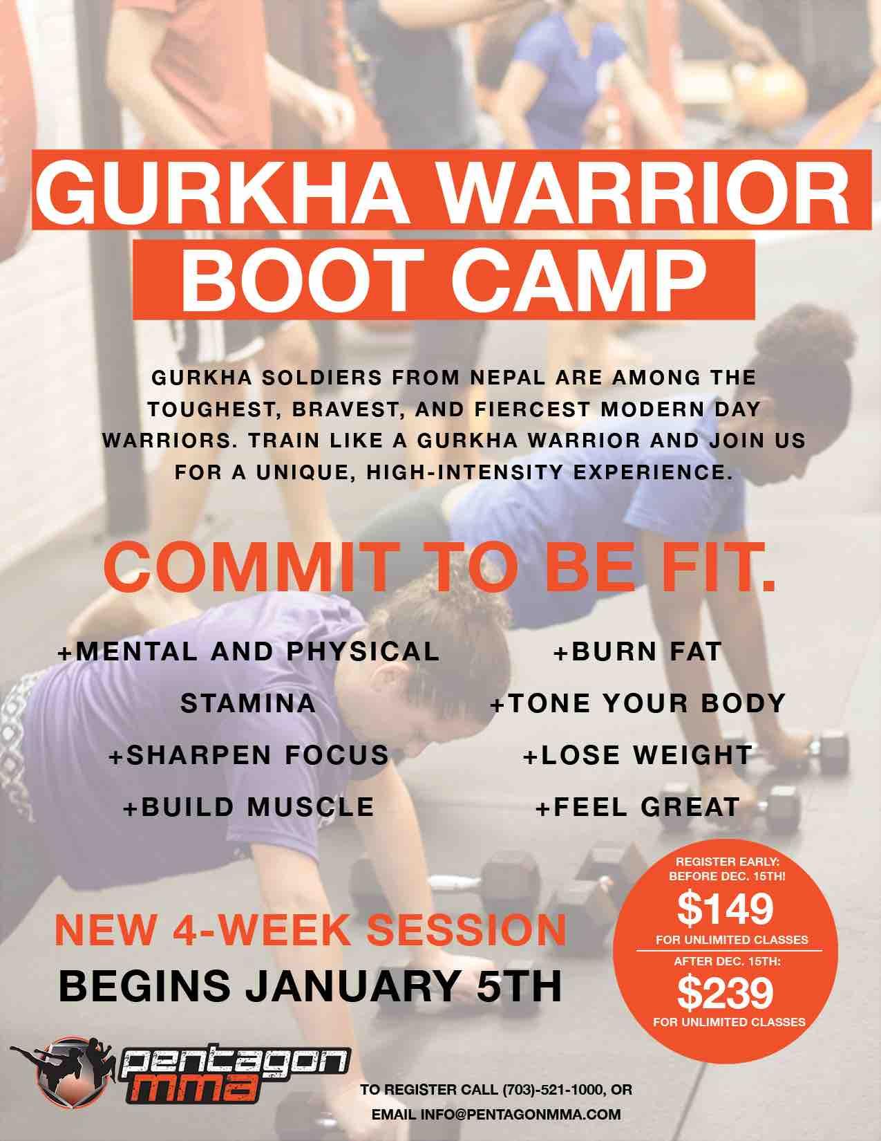 gurkhawarriorbootcamp