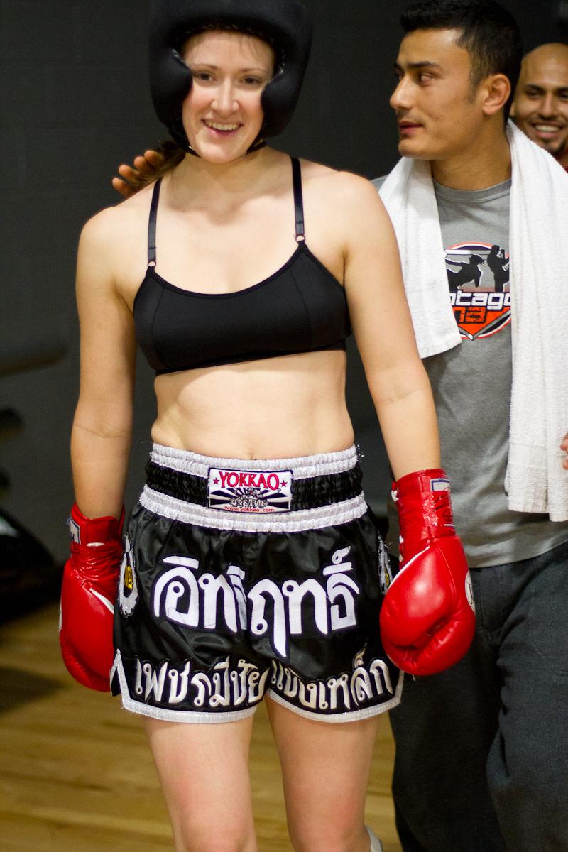 TCB Fights 2012