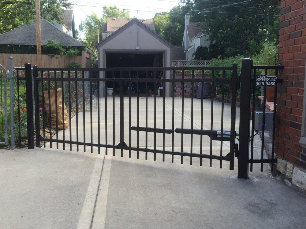 Residential Gate & Operator