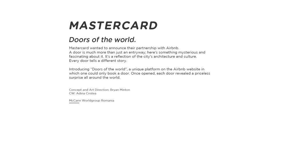 Doors of the World  sc 1 st  Bryan Burgers & Doors of the World u2014 Bryan Burgers