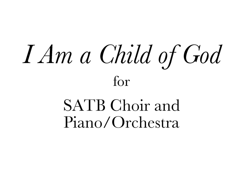I Am A Child Of God Musicbynathan