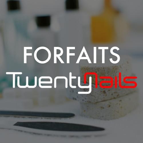 forfaits twentynails