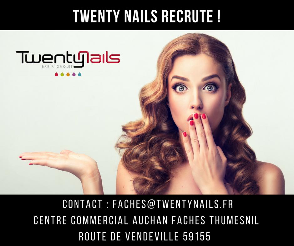 Twenty Nails recrute