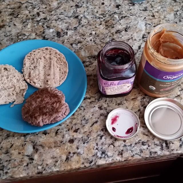 PB & J hamburger will it be worth it?