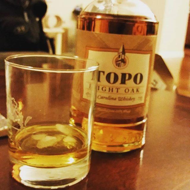 Friday... @topoorganicspirits