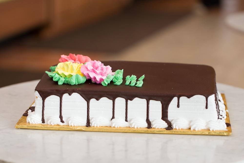 1/4 Ganache Cake