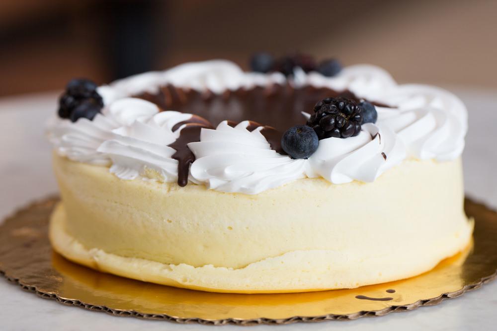 8 inch Cheese Cake